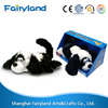 Hot selling items Lively puppy plush toy new technology product in china