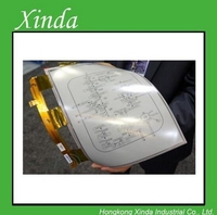 new product flexible transparent lcd display 800x600 e-ink display for E-book reader ED060SC4