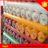 roll down plastic per screen window mesh cover
