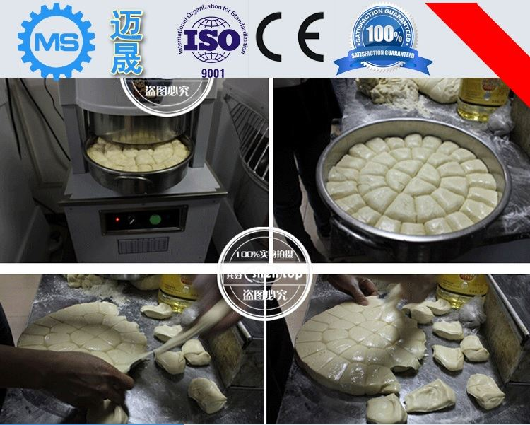 Good Quality continuous dough divider and rounder
