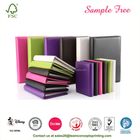 Office Supplies PU Leather Notebook China