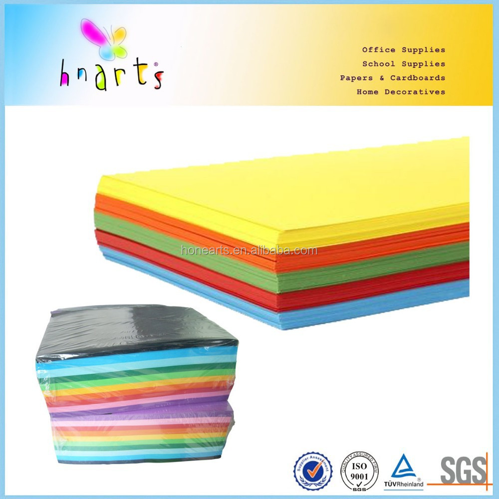 color paper cardboard sheet,color card paper