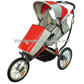 light alloy frame baby jogger