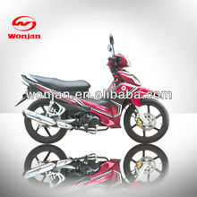 Cheap used 110cc Chinese cub motorbikes for sale(WJ110-B)