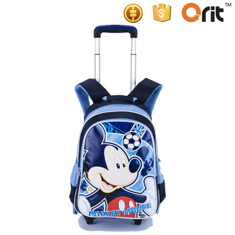best-selling kids cheap trolley school bags children school bag school bags for teenagers