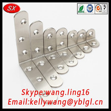 Customized angle corner brackets, l shaped brackets, decorative corner bracket