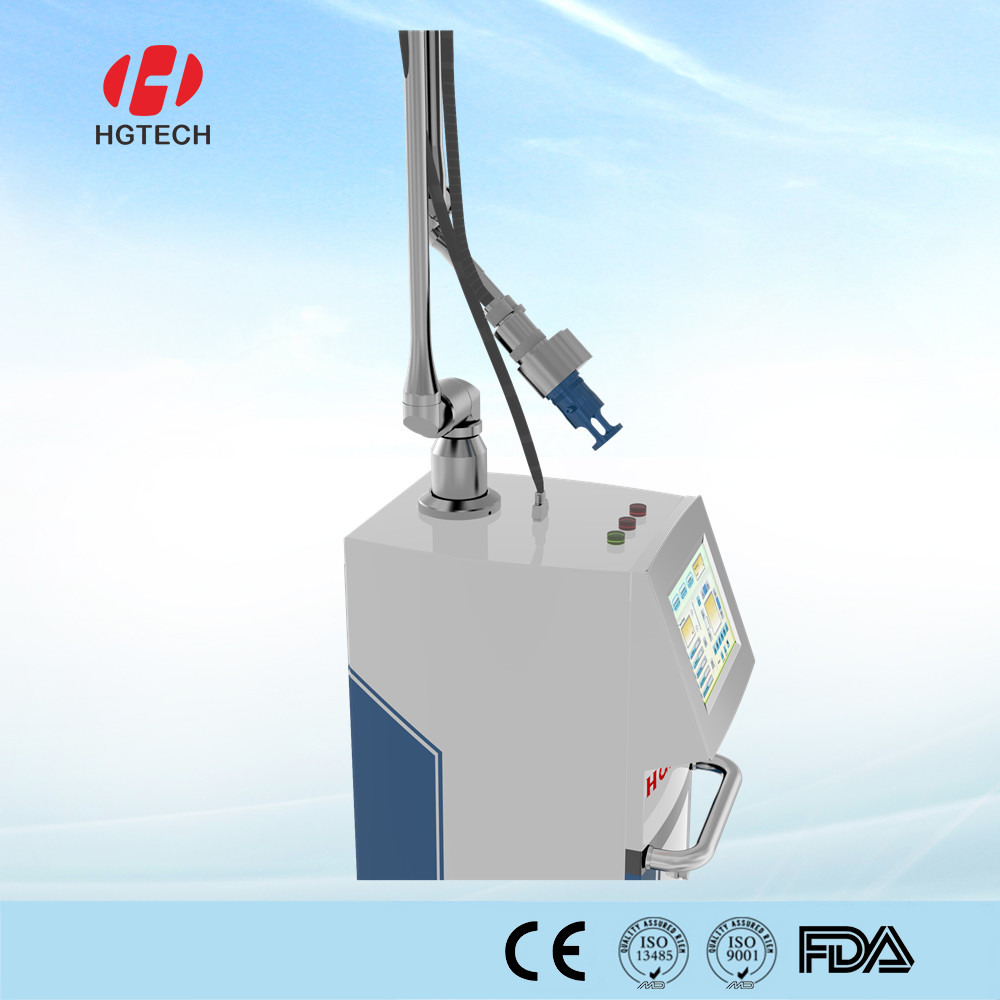 New design 1000w co2 laser physical therapy equipment used made in China