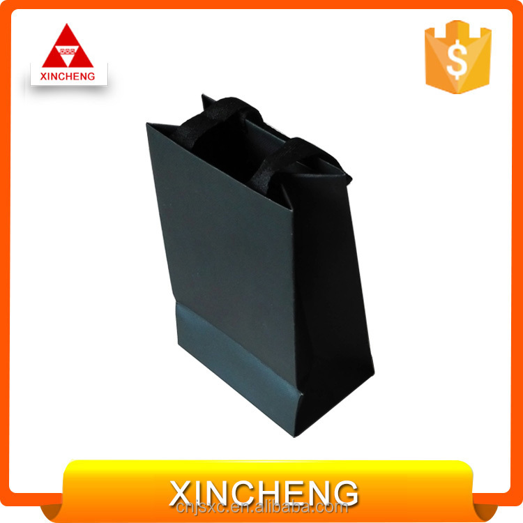 Brand name luxury retail paper shopping bag machinery