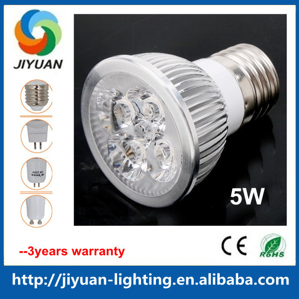 Distributorships Offered//Quick Online response service//5w 3 years warranty LED Spot Light