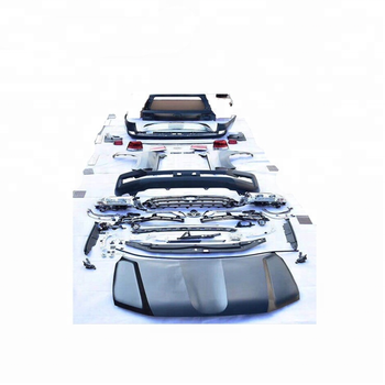 Better car auto car body kit for landcruiser lc200 fj200 for 2008-2015 upgrade to 2017