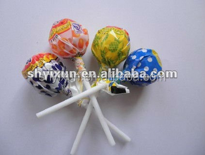 YX300 lollipop candy making machines of food processing machine in China