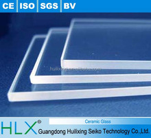 high quality induction cooker ceramic glass for fireplaces make in China