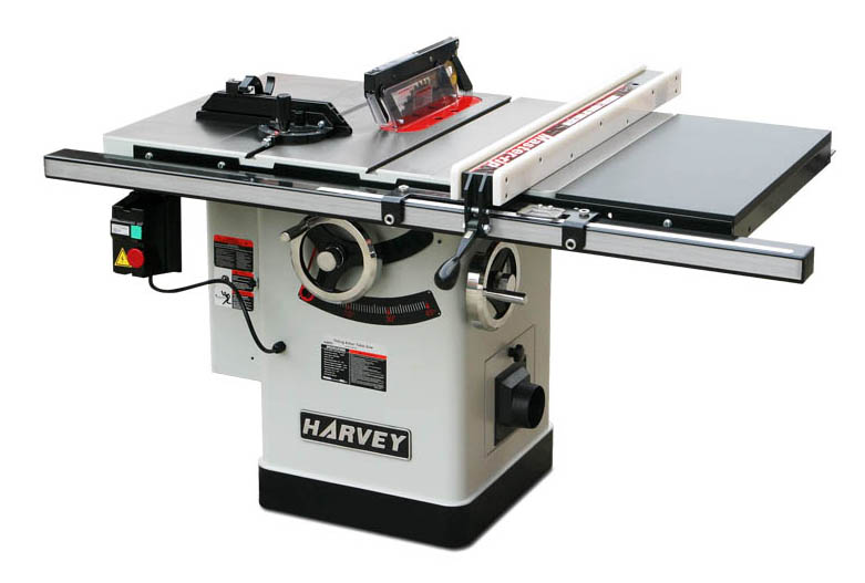 HW110LG-30 Left Tilting Arbor Riving Knife 10 Table Saw