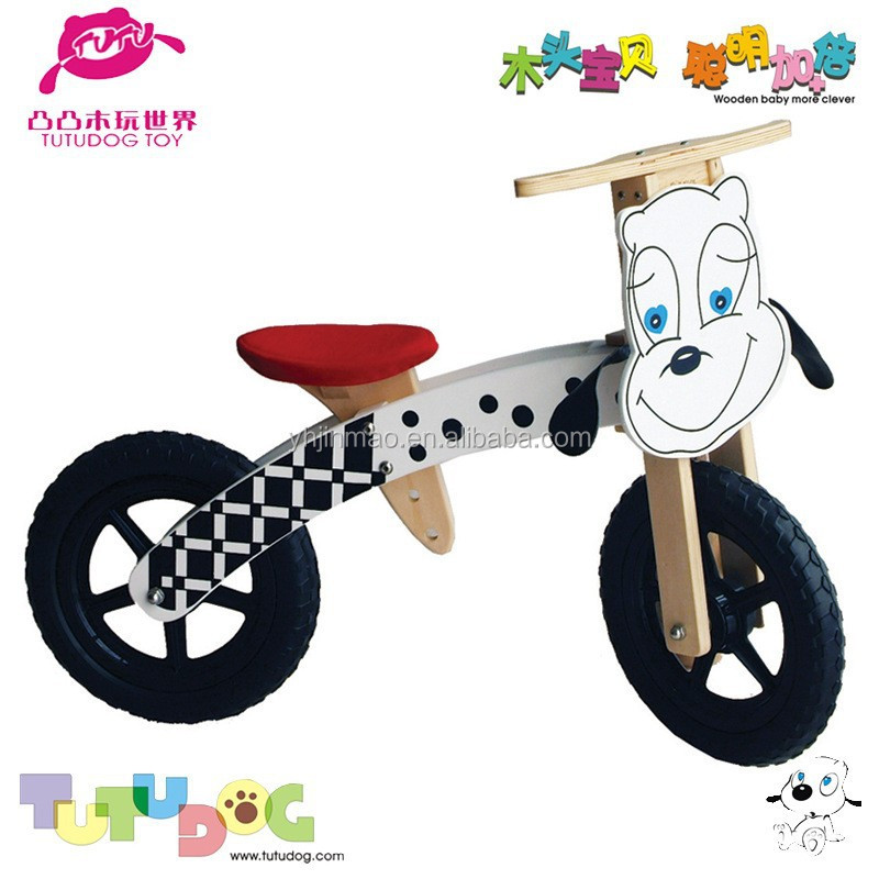 2015 Wooden Cartoon bike JM-C018