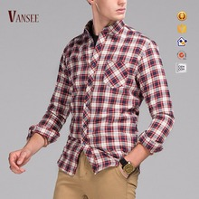 long sleeves keep from cold red blue white plaids super thick warm lining flannel shirts winter