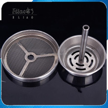 Factory Direct Sale Stainless Steel Charcoal Bowl Burner Heater Keeper for Hookah 2016