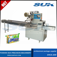Soap Chocolate Bar Horizontal Packing Machine for Middle East