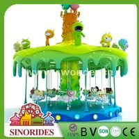 Musical kids carousel rides equipment short plays for kids,short plays for kids