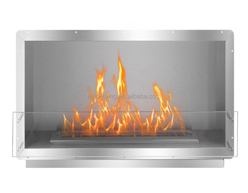 on sale bioethanol fireplace wall mounted home decorative style firebox