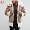 New Design Fashion Oversized Faux Shearling