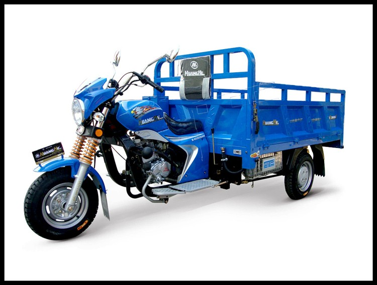 150cc/200cc comfortable and high quality heavy load power cargo tricycle