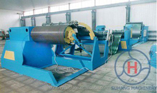 (0.7-3)x1250mm Hydraulic Steel Coil Slitting Machine with Slitting Speed 0-30m/min