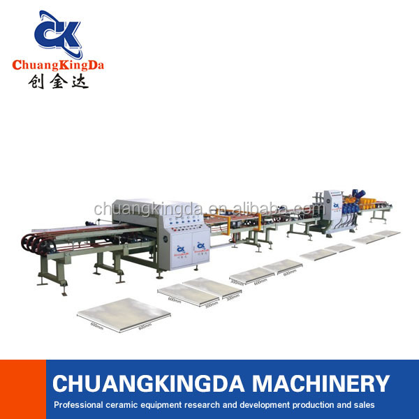 Good Quality Best Prices Dry Type Ceramic Tile Cutting Machine for manufacturing ceramic tiles