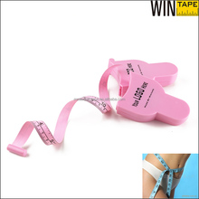 Promotional pinky digital body waist length measuring tape logo printing customized