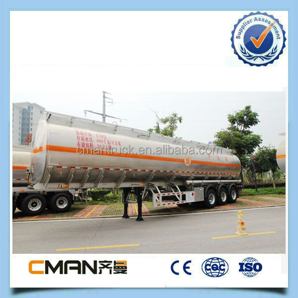 Heavy Duty Tandem <strong>Axles</strong> 32000L Chemical Liquid Truck Trailer Prices