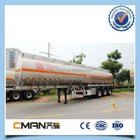 Heavy Duty Tandem Axles 32000L Chemical Liquid Truck Trailer Prices