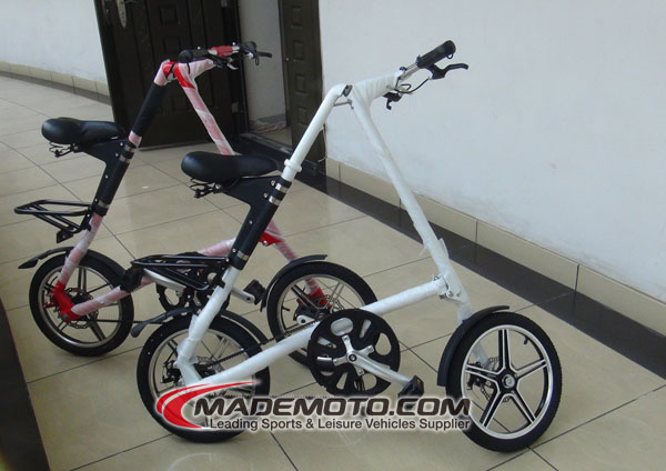 CE Approved 2015 HOT SALE FOLDING BIKE 16 Inch Fold Bike