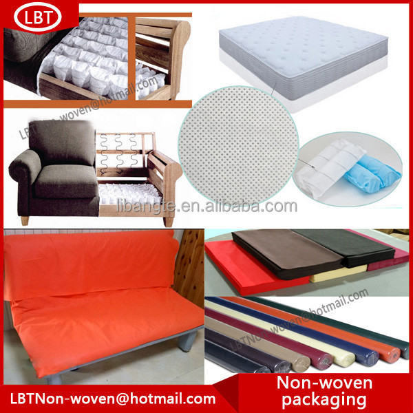 Cheapest Pp non woven fabric for package,home textile,furniture and sofa cloth