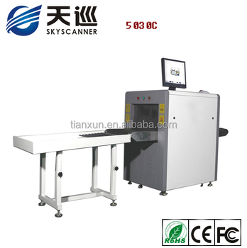TX 5030C parcel x-ray scanner