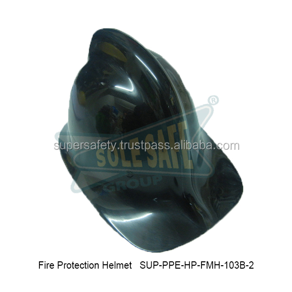 Fire Protection Helmet ( SUP-PPE-HP-FMH-103B-2 )