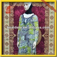 Various Fashion Islamic Abaya Burqa/Abaya collection Ab012