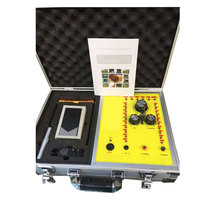 High frequency ground underground metal detector