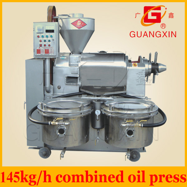 fully automatic screw oil press machine/cotton seeds&mustard seed oil expeller