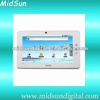 7 inch tablet pc Android 3,0 support WIFI, GPS, SIM card