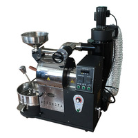 No.1 Coffee Roaster Brand In China 1Kg Gas or Electric Version Coffee Roaster