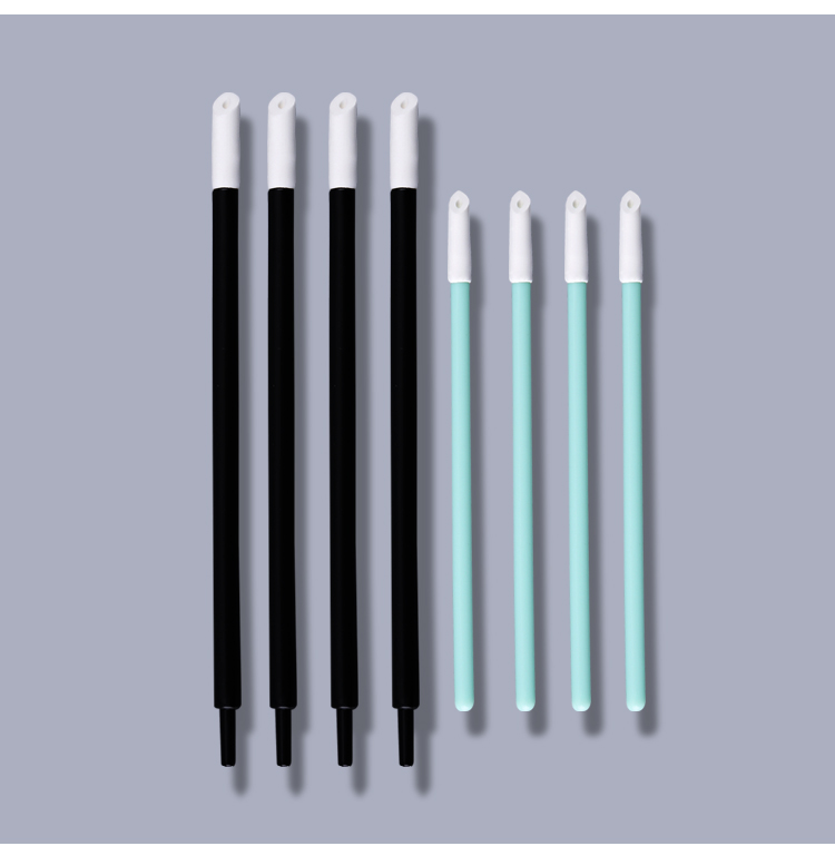 Black PU Rod Cleaning swab