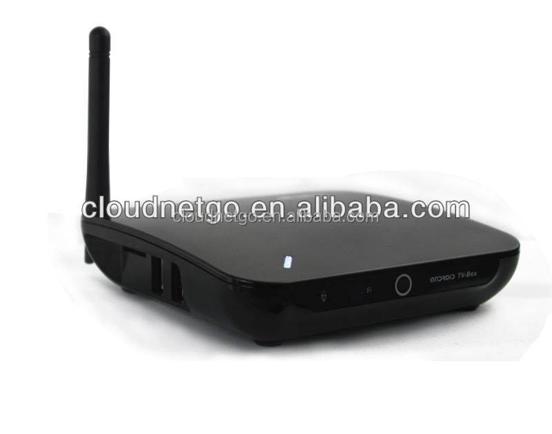 Cloudnetgo CR10S full sexy video 1080p full hd android tv box quad core with XBMC kodi quad core google android 4.4 tv box