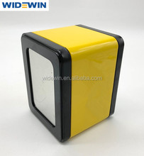 Tin customized Napkin holder / Metal printed customized tin tissue box / servilletero