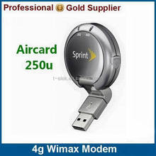 Sprint 3G/4G USB Modem 250U by Sierra Wireless