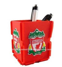 promotional pvc pen holder