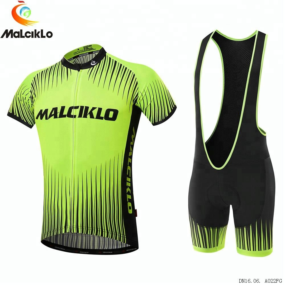 China OEM custom High Quality Cycling Clothing Pro Team Men Cycling Jersey