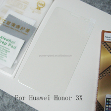 Premium 0.3mm 9H Tempered Glass screen protector for Huawei Honor 3X