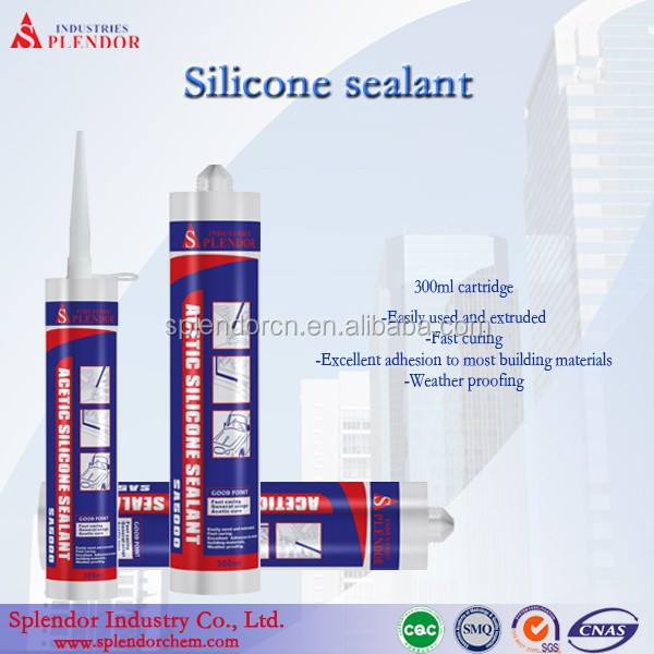 silicon adhesive g1200 acetic silicon sealant for sanitaryware