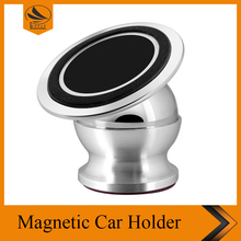 Wholesale Car Holder Universal Magnetic Car Cell Phone Mount for Smartphones and for iPhone 7/6s Plus, for Samsung Galaxy S7/S6