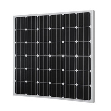 Factory price china made high efficiency 12v mono solar panel 150w