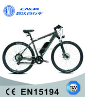 Aluminium MTB electric bike- TDA28M004